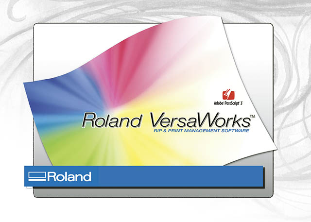 2004 Roland VersaWorks, a powerful RIP software built by Roland engineers, begins shipping standard with all Roland inkjets.