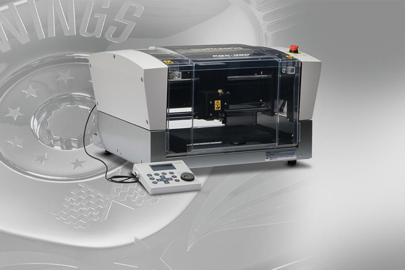 EGX-350 Automated Engraving Machine