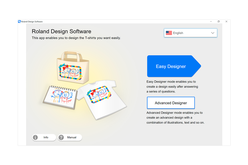 Easy to Use Design Software