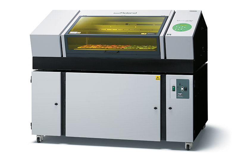VersaUV LEF-300 Flatbed Printer