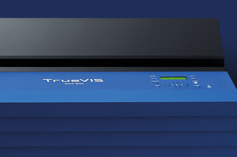 TrueVIS SG2 printer/cutters