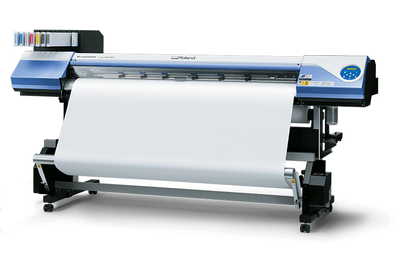 VersaCAMM VSi Series Advanced Media Handling