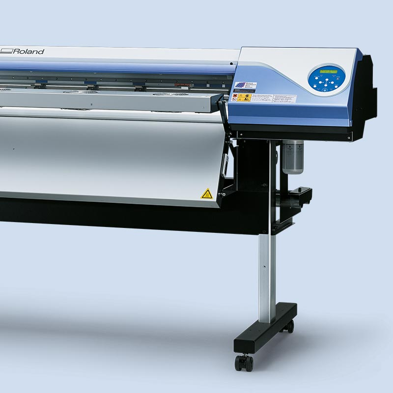 VersaCAMM VSi Series Printer/Cutters two-stage heating