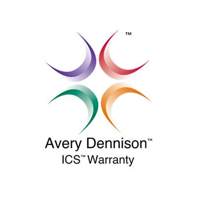 Avery Dennison ICS Warranty Logo