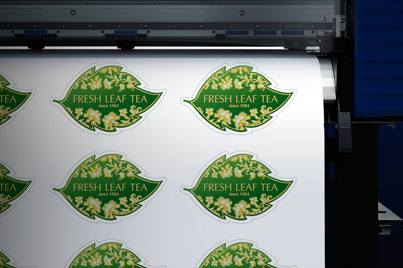 Die-Cut Labels and Decals