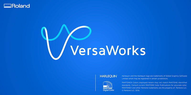 Includes New VersaWorks 6 RIP Software