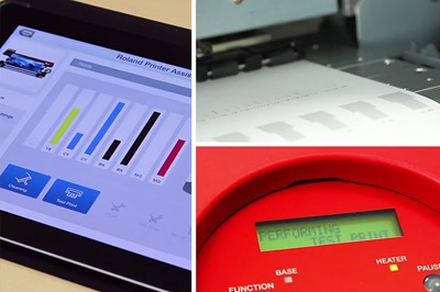 Remote monitoring with Printer Assist
